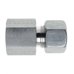 Straight female adaptor fittings