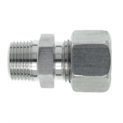 Straight male adaptor fittings