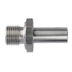 Male adaptor standpipe connectors