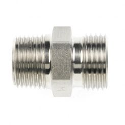 Straight male adaptor connectors