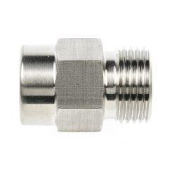 Manometer connectors