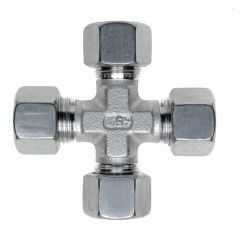 Cross fittings