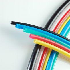 Polyethylen-Rohr (LD-PE)